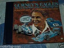 Dan gurney eagle F-1 indy eagle belge grand prix mosport 200 bobby unser aaa