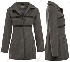 Girls' Casual Winter Duffle Coat Coats, Jackets & Snowsuits (2-16 Years)