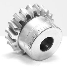 """New Union Gear  BWG-1218-SR Worm Gear  0.5"""" Bore 12 Pitch 18 Teeth"""