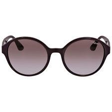 Vogue Violet Gradient Round Sunglasses