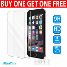 For iPhone 7 6 6s 5 5s 8 Plus SE 2 2020 Geniune Tempered Glass Screen Protector