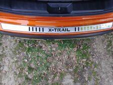 For Nissan X-Trail T32 Accessories Car Door Sill Cover Rear Bumper Protectors