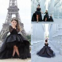 Flower Girl's Dress Princess Formal Birthday Pageant Holiday Wedding Bridesmaid