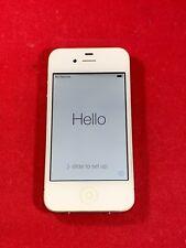 Apple iPhone 4S 16GB White Verizon A1387 CDMA + GSM