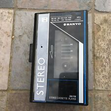 Sonyo Am/Fm Stereo Cassette Player (Model M Gr 59)Tested/Works!