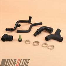 Crankcase Breather Vent Hose Pipe kit For AUDI A4 B6 A6 C5 VW Passat B5 1.8T AWT