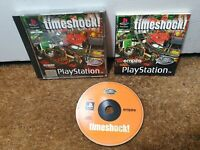 Pro Pinball Timeshock - Sony Playstation 1 PS1 - PAL - Tested!