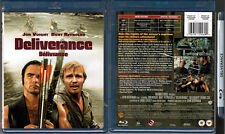 Blu-ray John Boorman DELIVERANCE Burt Reynolds Cdn WS SE OOP Region A/B/C NEW