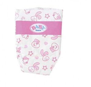 Zapf Creation 826508 BABY born Care Windeln Puppen Zubehör Spielzeug 5 Stück
