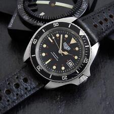 HEUER Monnin 844 Vintage 1979 Gen 1 Automatic Diver Professionnel Cal. FE 4611A