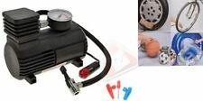 Portable Dc12v 300psi Car Auto Tire Bikes Footballs Toys Electric Air Compressor