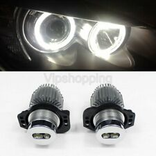 2006-08 3 Series E90 E91 For BxW White Led Angel Eye Headlight Replacement Lamp