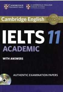 Cambridge IELTS 11 Academic Student's Book with Answers And DVD