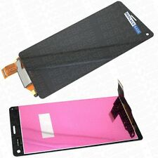For Sony Xperia Z3 Compact Mini LCD Touch Screen Digitizer Black & Adhesive