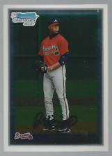 2010 Bowman Chrome Prospects #BCP211 Arodys Vizcaino Atlanta Braves