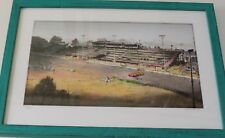 Cars 3 Limited Edition Framed Print Signed By Garrett Taylor