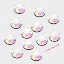 100 pedrería HotFix rhinestones Crystal a partir de ø2mm