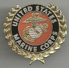 US MARINE CORP MARINES LAPEL PIN HAT PIN MILITARY UNITED STATES SEMPER FI NEW