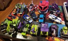 Huge Lot Of Transformers (Armada, Cybertron, Animated, Generations, And More)
