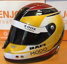 Pascal Wehrlein 1:2 scale helmet F1 2017 Schuberth brand new in box
