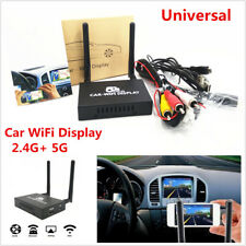 Car WiFi Android iOS DLNA AIRPLAY Miracast Screen Mirroring HDMI For Car Stereos
