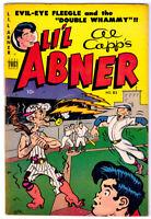 Al Capp's LI'L ABNER #83 in FN/VF- condition a 1951 Golden Age Toby comic