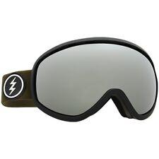 Electric Visual Mesher Oscuro Turismo Gafas de Snowboard ( Brose / Cromo Plata )