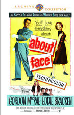 About Face [New DVD] Full Frame
