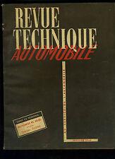 (C11)REVUE TECHNIQUE AUTOMOBILE HOTCHKISS PL 20-25 / Pompes SIGMA