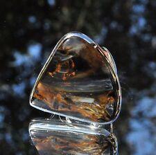 Pietersit Ring, 925er Silber, Edelsteinring (21252), Edelsteinschmuck