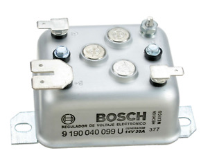 Voltage Regulator (12V / 420W / 30 amp) BOSCH Brand New for Porsche & VW