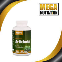 Jarrow Formulas Artichoke 500mg 180 Capsules | Liver Function | Weight Loss