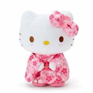 Hello Kitty Sakura Kimono Soft Toy ( S )