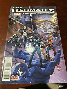The Ultimates #1 Key Issue 1st Team Appearance