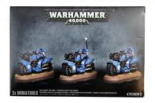 Space Marine Bike Squad  - Warhammer 40k - Games Workshop - Unopened - New