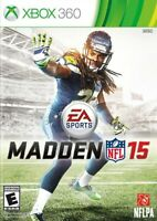 Madden NFL 15 - Xbox 360 Game