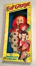 Rare Boy George Doll Sharpegrade LJN 1984 Vintage Toy New Wave Unused