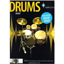 Rockschool Drums Debut (2006-2012), New,  Book