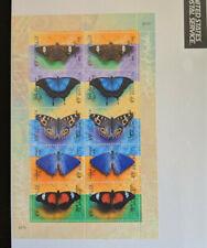 1998 Butterflies of Australia (Australia Mint) Sheet of 10 Australia Au Stamps