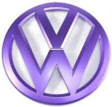 20   water slide nail decals Diy Purple Vw Logo 3/8 inch
