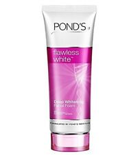 PONDS FLAWLESS WHITE DEEP WHITENING Facial Foam Cleansing Wash 100g