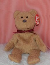 Rare Ty Beanie Baby Kids Original Curly The Bear With  Errors or rarities MINT