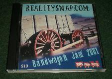 Bandwagon Jam 2001~RARE 18 Track Independent Tampa FL Compilation~FAST SHIPPING!