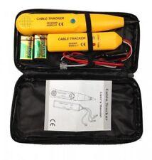 Generador de tono Buscador De Cable Alambre Rastreador de sonda Kit Probador De Red Trazador