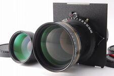 Top Mint Nikon Nikkor T ED 360mm f/8 500mm f/11 720mm f/16 w/Copal 1 Board #600