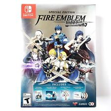 Fire Emblem Warriors Special Edition (Nintendo Switch, 2017) New Factory Sealed