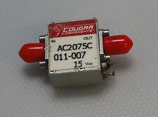 Teledyne Cougar 10Mhz - 2Ghz RF Cascadable  Amplifier