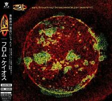 311 From Chaos +1 JAPAN CD OBI ZJCI-14008