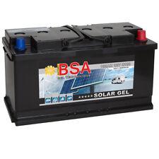 Gel Batterie 12V 100Ah Akku Solar Schiff Boot Wohnmobil Mover Batterie 80Ah 90Ah
