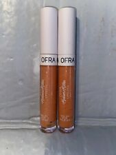 Lot of 2: Ofra x Madison Lip Gloss Smiley For Ryleigh 6g / 0.21 oz Ipsy Full Sz